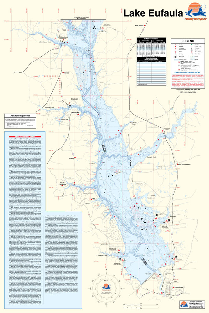 Lake eufaula map my blog eufaula lake oklahoma map gallup map oklahoma publicscrutiny Images
