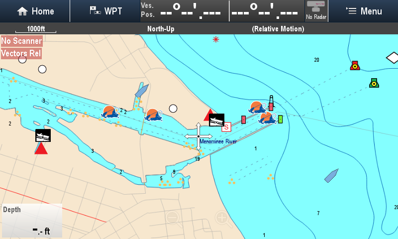 FHS PRO GL Great Lakes For Raymarine - Lake erie fishing hot spots map